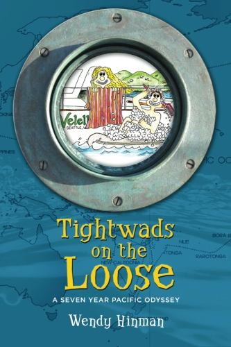 The cover of Tightwads on the Loose