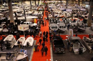 Picture of the Seattle Boat Show
