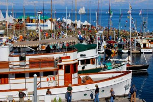 Photo of Wooden Boat Festival