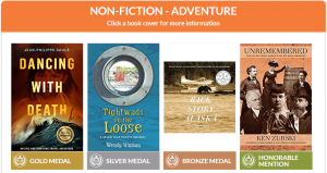 Tightwads on the Loose Silver Winner Readers Favorites